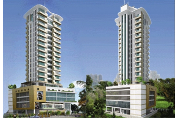 Lakshachandi Towers